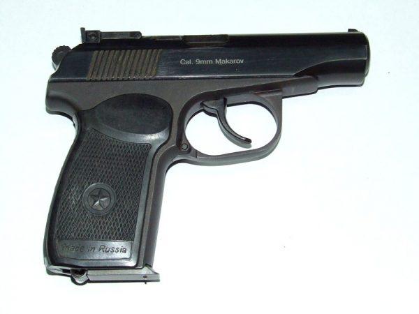 MAKAROV Bajkał 9mm sprzedany