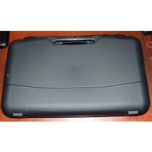 walizka kufer na broń krótką