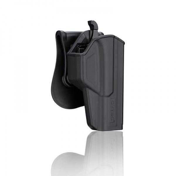kabura Glock 1,2,3,4,5 gen. 360 roto- Kydex