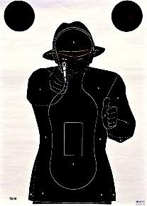 tarcza strzelecka TS 10