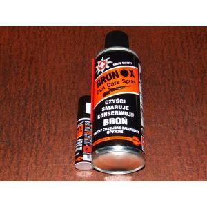 olej Brunox -400ml  konserwująco – czyszczący
