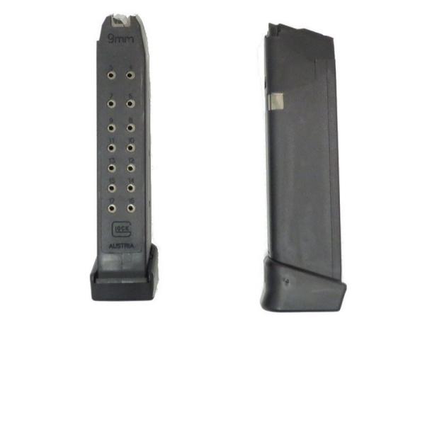 magazynek Glock 17+2 Austria -oryginał