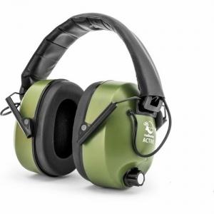 słuchawki strzeleckie aktywne- RealHunter