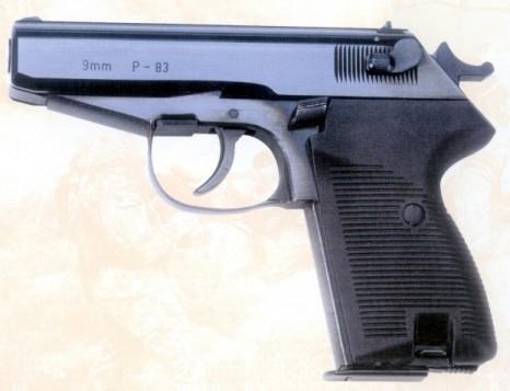 P83 Wanat - cześci