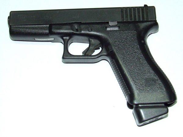 Pistolet Glock 17 (9x19) na stanie