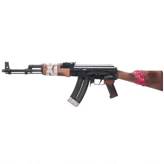 karabinek AK 47 kal 5,6 (.22 LR ) na stanie