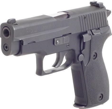 pistolet Sig-Sauer P225 kal 9mm Luger STAN