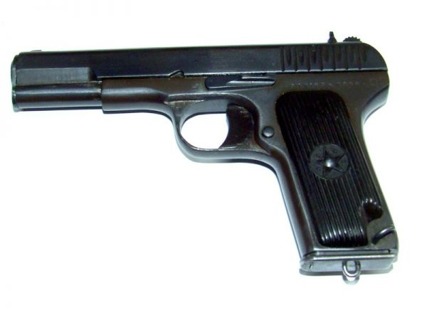 pistolet TT wz 33 kal 7,62 aktualne