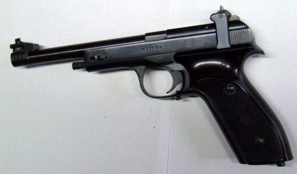 pistolet Margolin kal .22LR ( 5,6) samopowtarzalny