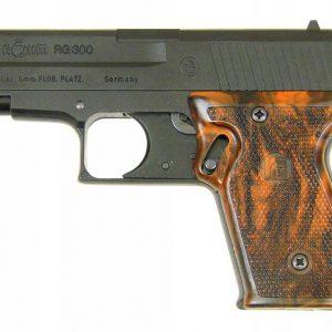 pistolet Rohm 300 kal. 6 mm broń palna oryginał